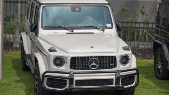 Den korrekte Mercedes Benz C Klasse Stationcar